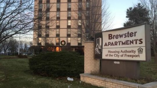 Brewster Apartments Freeport IL